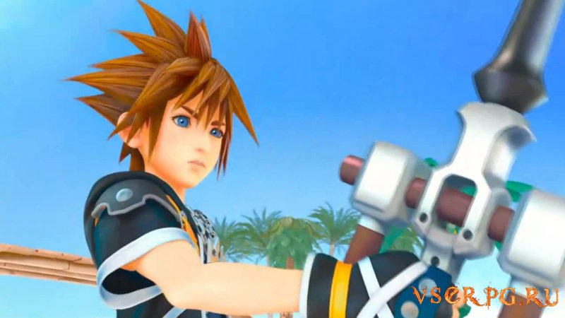 Kingdom Hearts 3 screen 3
