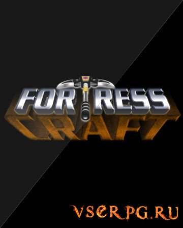 Постер игры FortressCraft2D