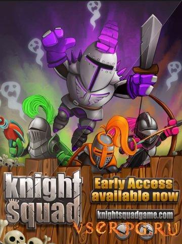 Постер игры Knight Squad