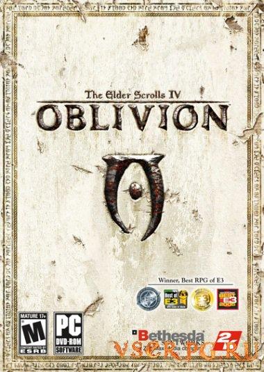 Постер игры Обливион