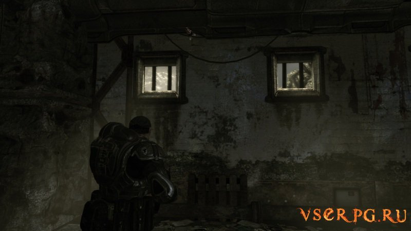 Gears of War screen 1