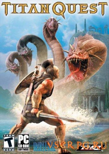 Постер игры Titan Quest