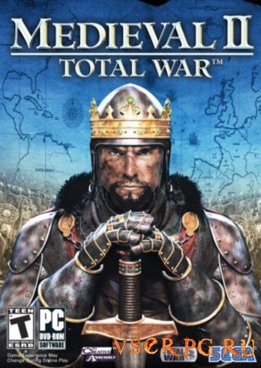 Постер игры Medieval 2 Total War