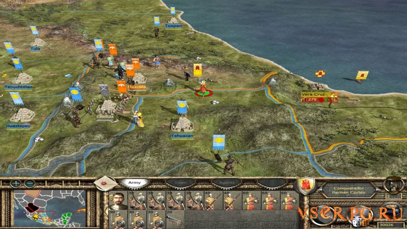 Medieval 2 Total War screen 2