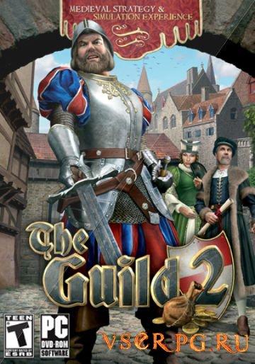 Постер игры The Guild 2