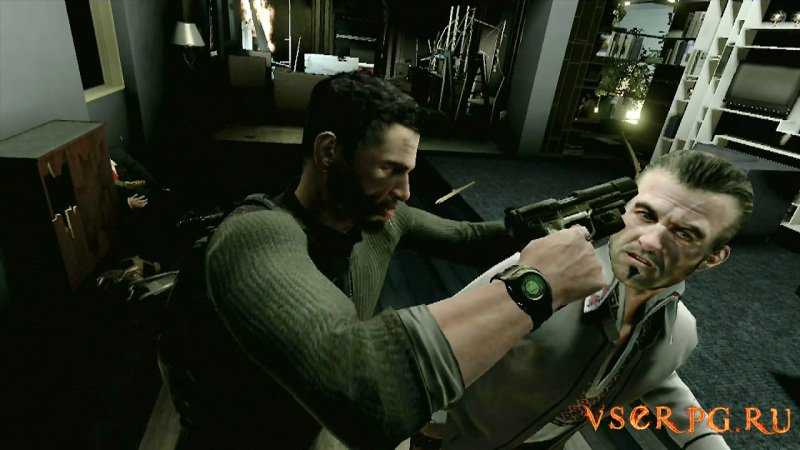 Splinter Cell Double Agent screen 3
