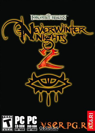 Постер игры Neverwinter Nights 2