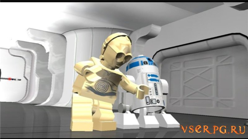 LEGO Star Wars 2 screen 1