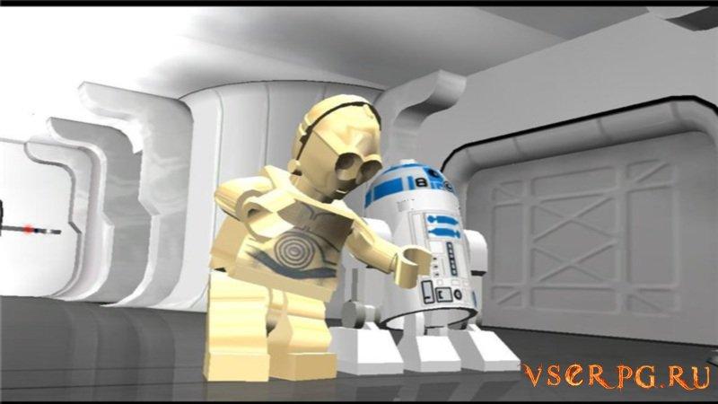 LEGO Star Wars 2 screen 1