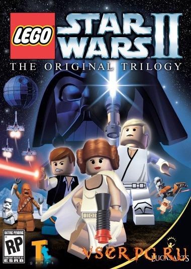 Постер игры LEGO Star Wars 2