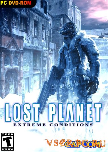 Постер игры Lost Planet