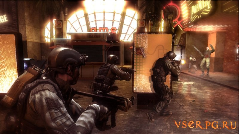 Rainbow Six Vegas screen 3
