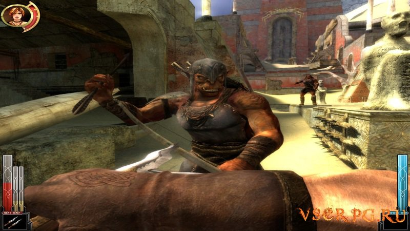Dark Messiah of Might and Magic screen 2