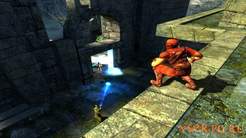 Dark Messiah of Might and Magic screen 3
