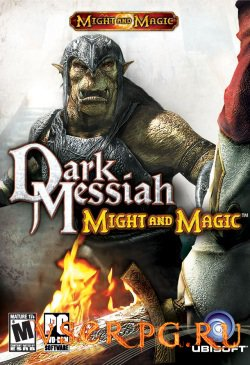 Постер игры Dark Messiah of Might and Magic