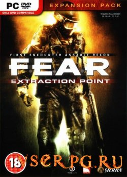 Постер игры FEAR Extraction Point