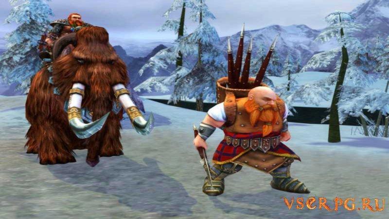 Герои 5: Владыки Севера screen 1