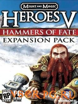 Постер игры Heroes of Might and Magic V: Hammers of Fate