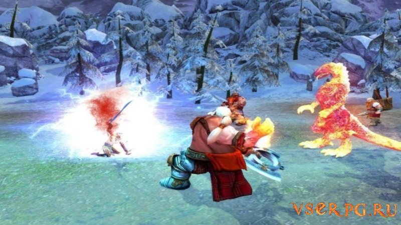 Heroes of Might and Magic V: Hammers of Fate screen 2