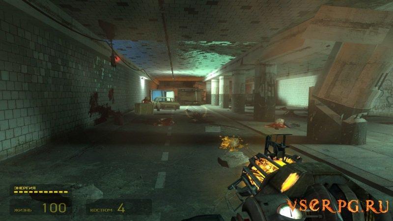Half-Life 2 Episode One screen 2