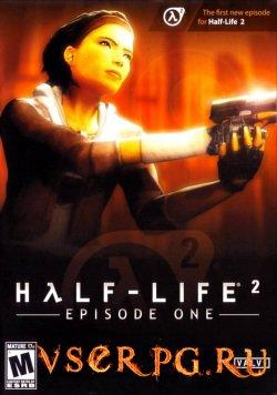 Постер игры Half-Life 2 Episode One
