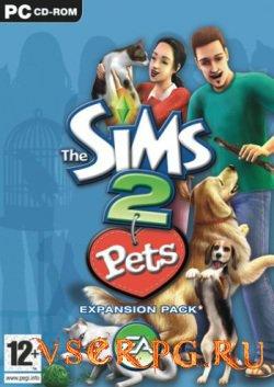 Постер игры Симс 2: Питомцы