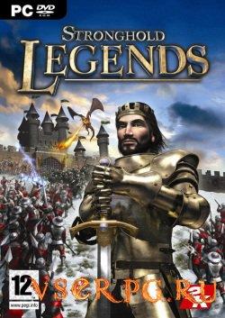 Постер игры Stronghold Legends