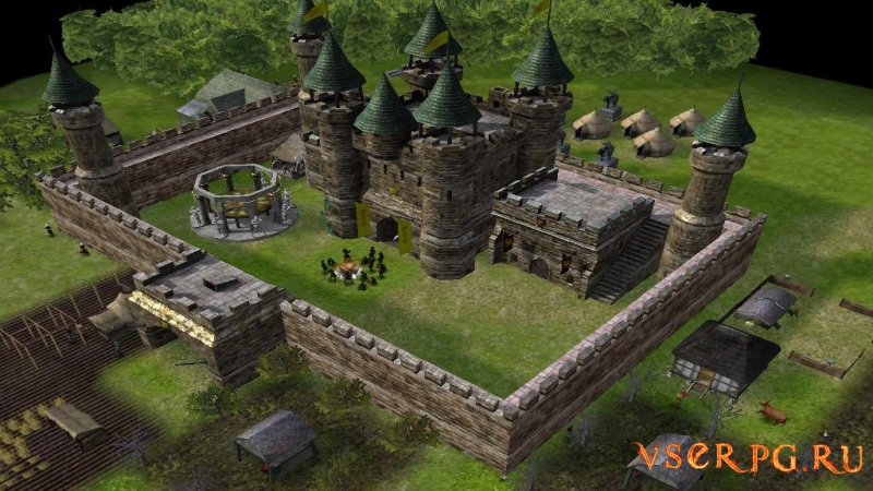 Stronghold Legends screen 3