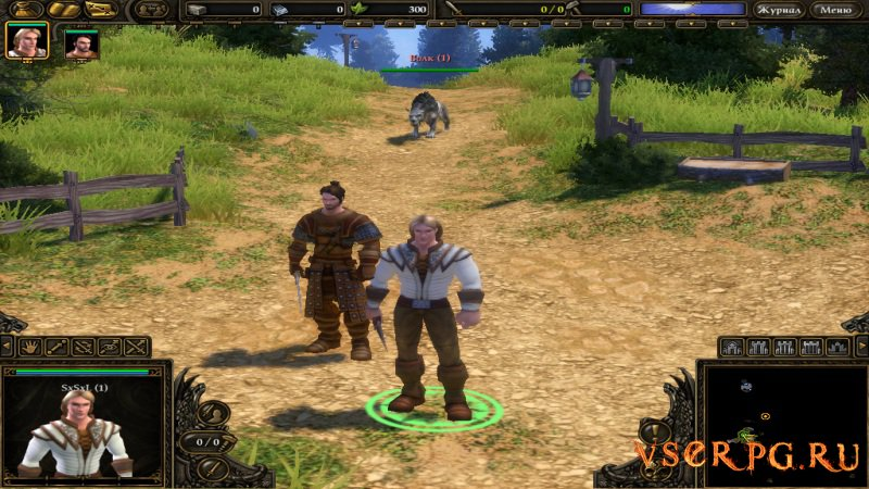 SpellForce 2: Shadow Wars screen 2