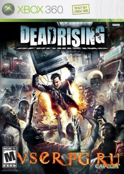 Постер игры Dead Rising 1