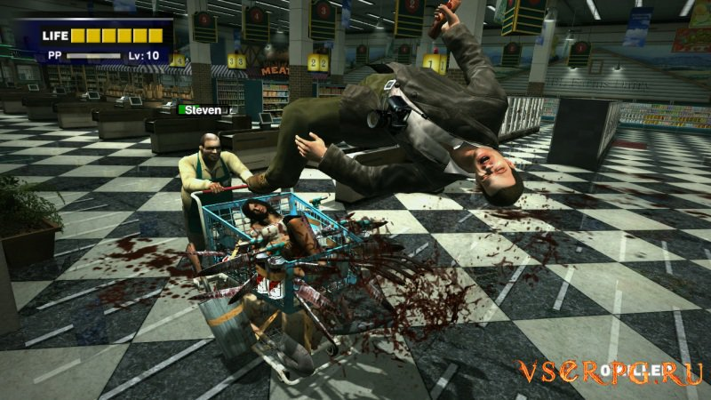 Dead Rising 1 screen 1