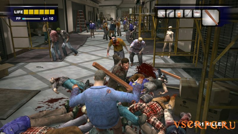 Dead Rising 1 screen 2
