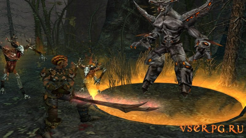 Dungeon Siege 2: Broken World screen 2