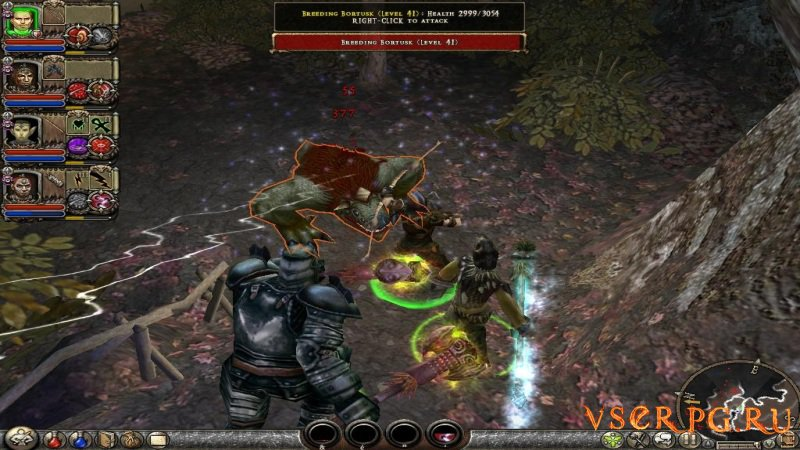 Dungeon Siege 2: Broken World screen 1