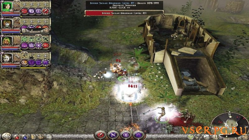 Dungeon Siege 2: Broken World screen 3