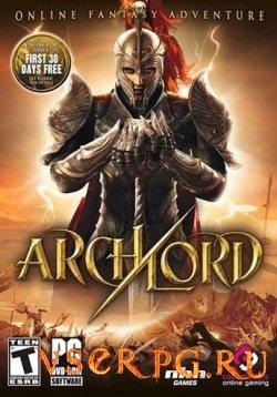 Постер игры ArchLord