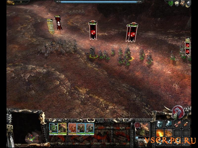 Warhammer Mark of Chaos screen 3