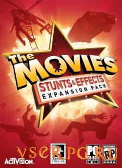Постер игры The Movies Stunts Effects