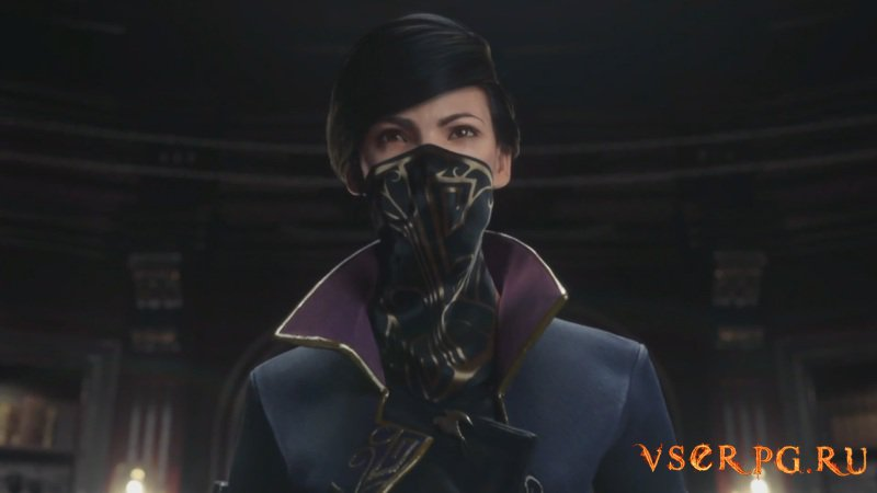 Dishonored 2 (2016) screen 2