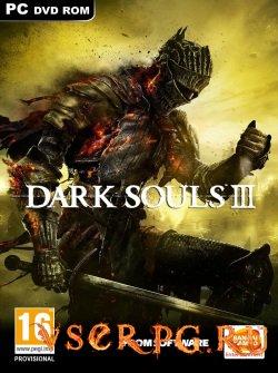 Постер игры Dark Souls 3 (2016)