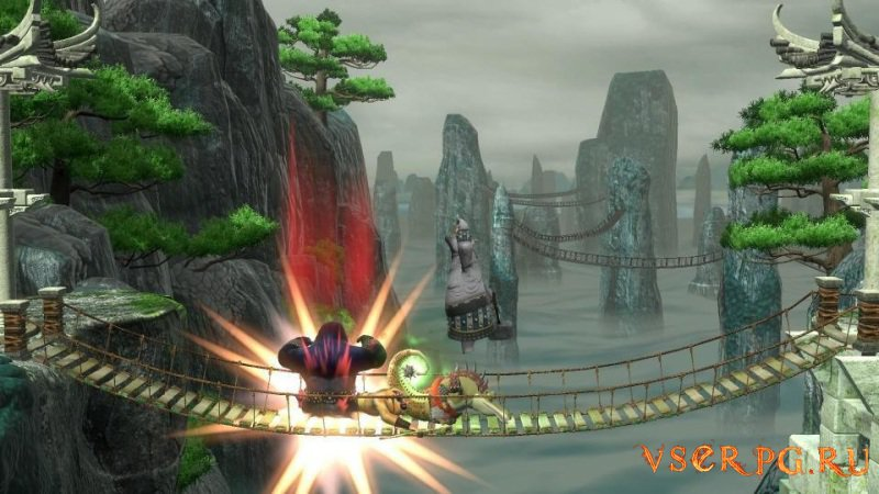 Kung Fu Panda: Showdown of Legendary Legend [Xbox One] screen 1