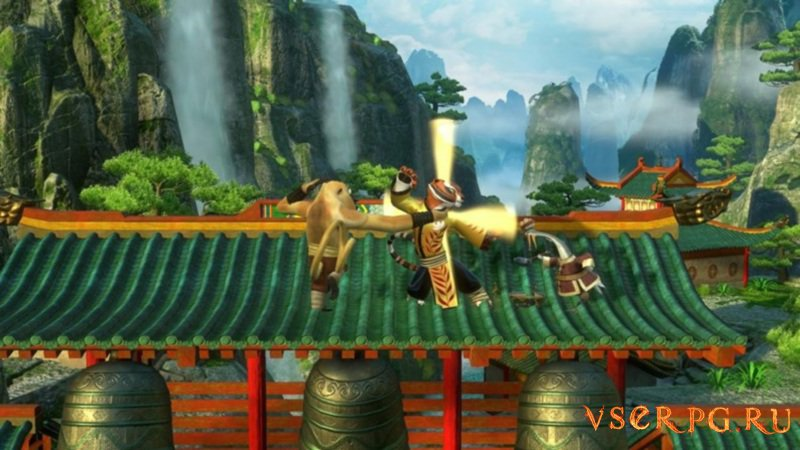 Kung Fu Panda: Showdown of Legendary Legend [Xbox One] screen 2