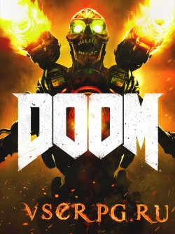 Постер игры DOOM 4 (2016)