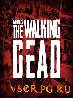 Постер игры OVERKILLs The Walking Dead