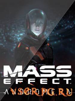 Постер игры Mass Effect Andromeda