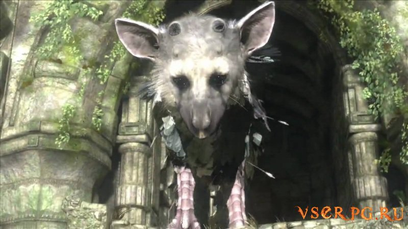 The Last Guardian screen 2