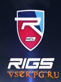Постер игры RIGS (2016)