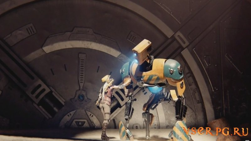 ReCore screen 1