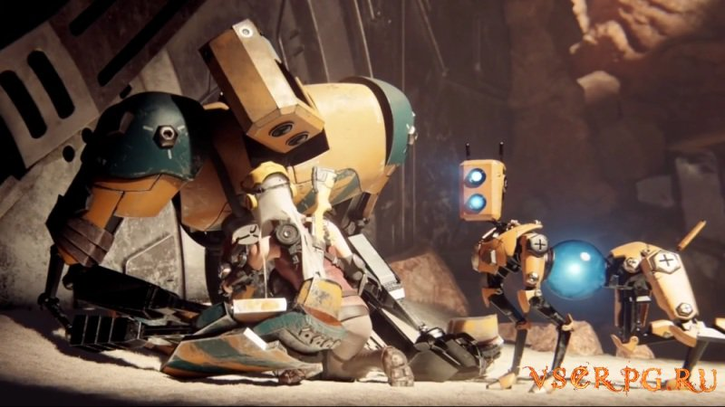 ReCore screen 3