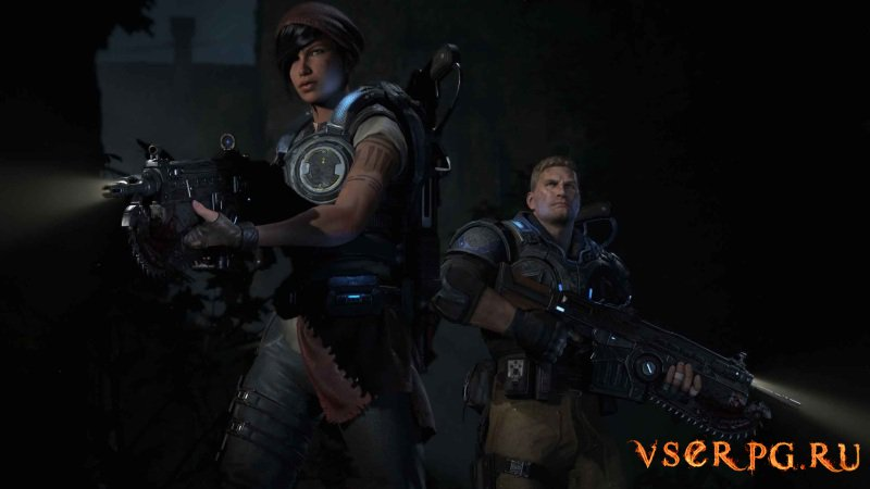 Gears of War 4 screen 1